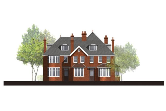 Thumbnail Property for sale in The Drive, Wimbledon
