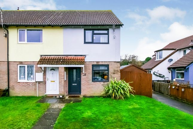 2 bed end terrace house for sale in Westbourne Court, Porthcawl CF36