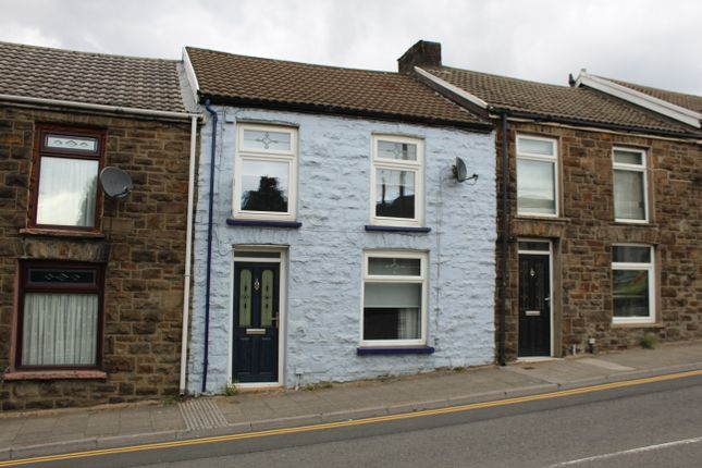 Thumbnail Terraced house for sale in Brithweunydd Road, Trealaw