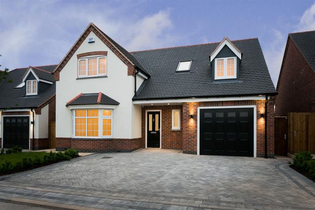 Thumbnail Detached house for sale in Plot 9, The Oaks, Corley, Coventry