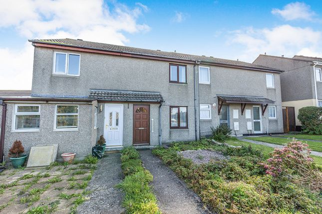 Thumbnail Terraced house for sale in Parc Venton Close, Pengegon, Camborne