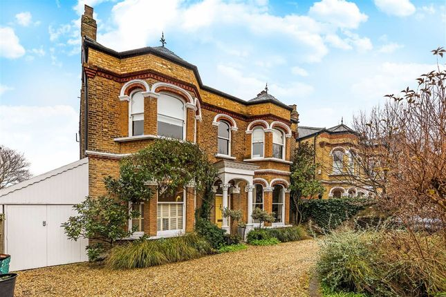Thumbnail Detached house for sale in Castelnau, London