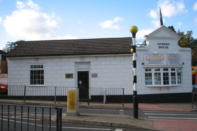 Office to let in Linkfield Corner, Redhill, Surrey
