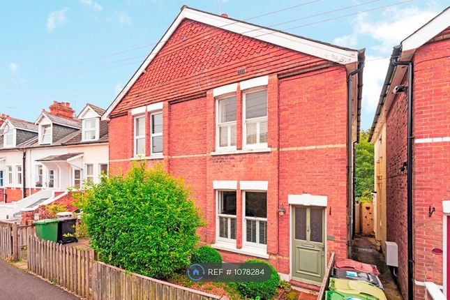 2 bed semi-detached house to rent in Napier Road, Tunbridge Wells TN2