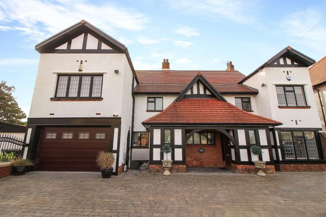 Thumbnail Detached house for sale in Beverley Park, Whitley Bay