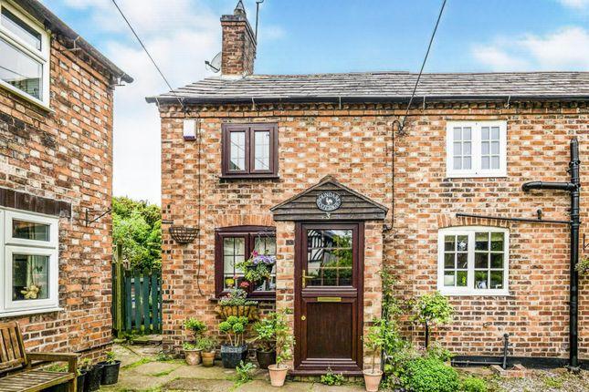 Thumbnail Semi-detached house for sale in Wyche Road, Bunbury, Tarporley