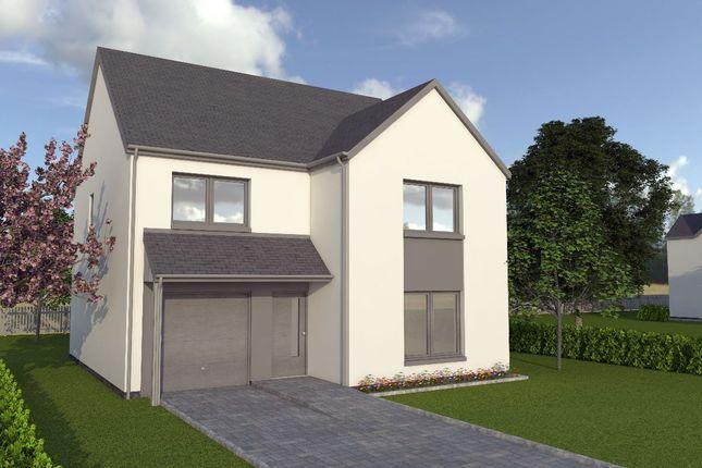 Thumbnail Detached house for sale in Plot 18 Eday, The Woods, Sunnyside Estate, Montrose
