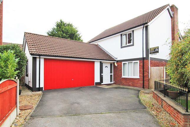 Thumbnail Detached house for sale in Bentley Park Road, Longton, Preston