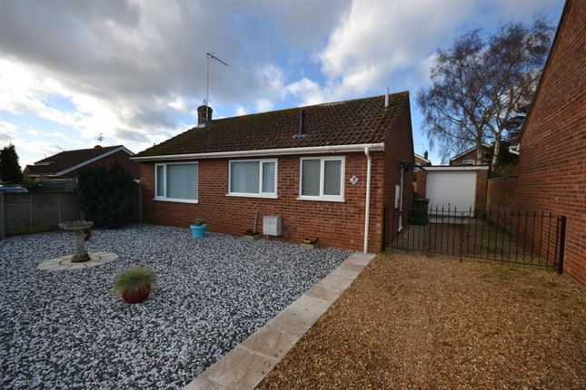 Thumbnail Detached bungalow for sale in Tudor Way, Dersingham, King's Lynn