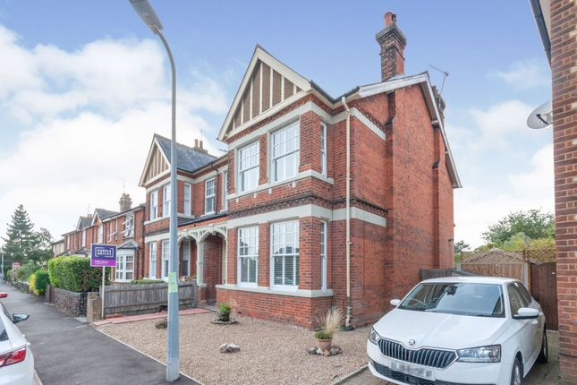 Thumbnail Semi-detached house for sale in Essex Road, Stevenage