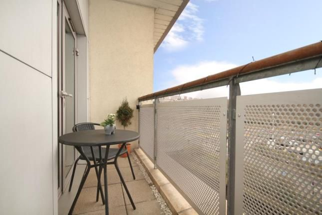 Balcony of Pinsent, Millsands, Sheffield, South Yorkshire S3