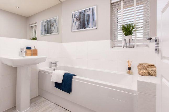 "Barwick Bathroom of ""Folkestone"" at Sutton Way, Whitby, Ellesmere Port CH65"