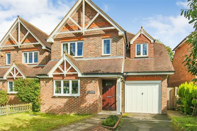 Thumbnail Detached house for sale in Burwood, Bowers Place, Crawley Down, West Sussex