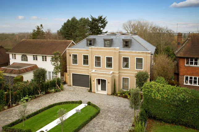 Thumbnail Detached house for sale in Wayneflete Tower Avenue, Esher