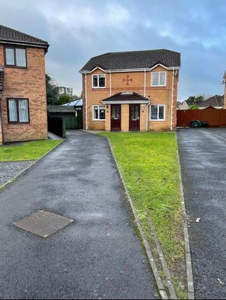 2 bed semi-detached house to rent in Clos Helyg, Gowerton, Swansea SA4