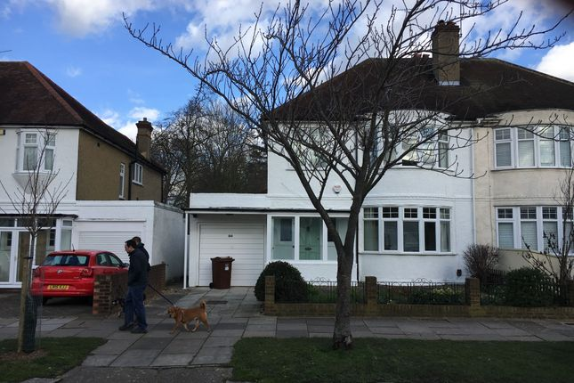 Thumbnail Semi-detached house to rent in Staveley Road, London