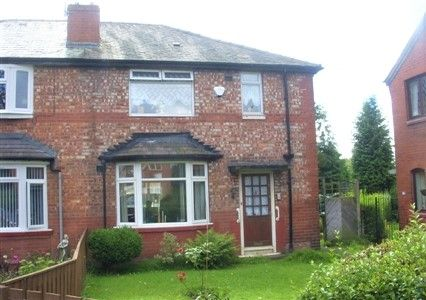 Thumbnail Semi-detached house to rent in Winton Avenue, Moston, Manchester