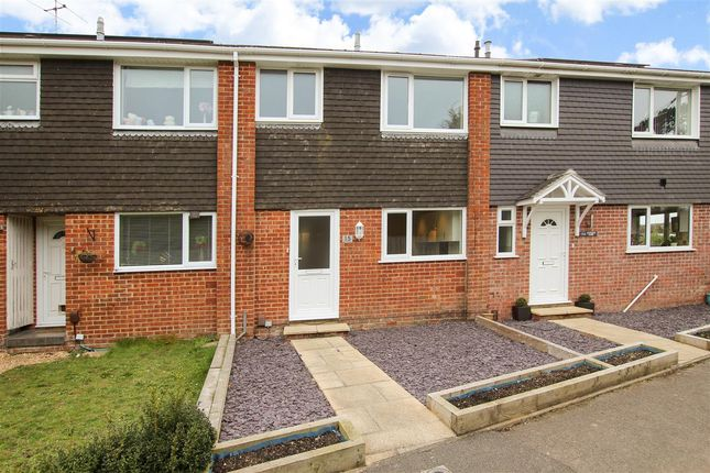 Thumbnail Terraced house for sale in Brinsons Close, Burton, Christchurch