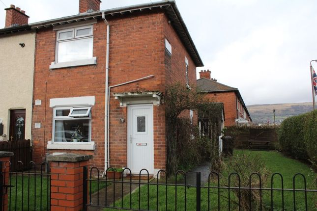 Thumbnail Terraced house for sale in Donegall Parade, Belfast