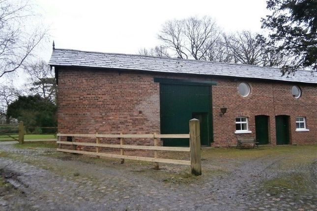 Thumbnail Semi-detached house to rent in Swallows Barn, Styal, W/S