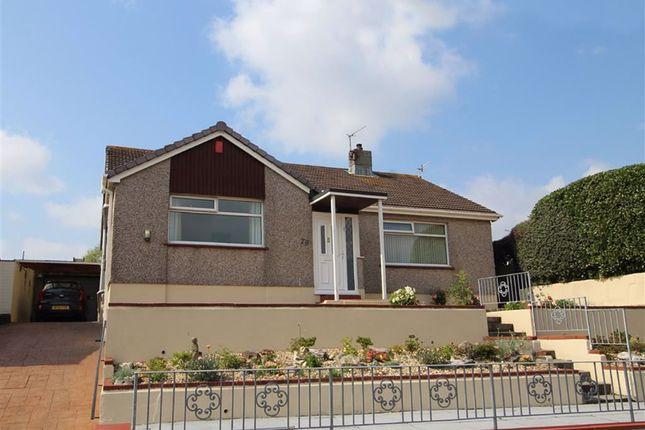 Thumbnail Detached bungalow for sale in Shallowford Road, Eggbuckland, Plymouth