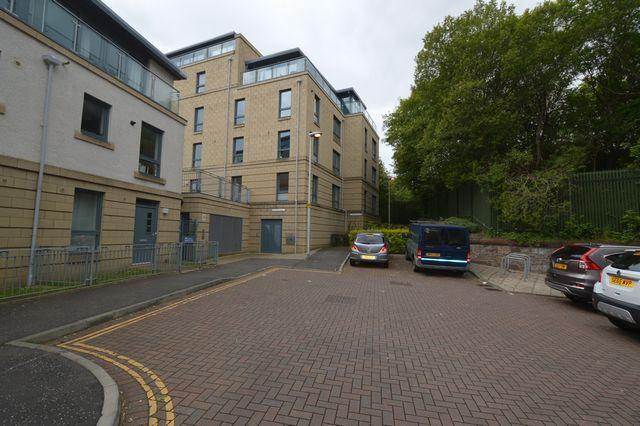 Thumbnail Flat to rent in Handyside Place, Edinburgh, Midlothian