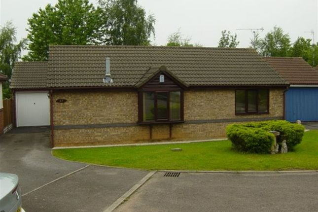Thumbnail Bungalow to rent in Oswald Way, Rugby