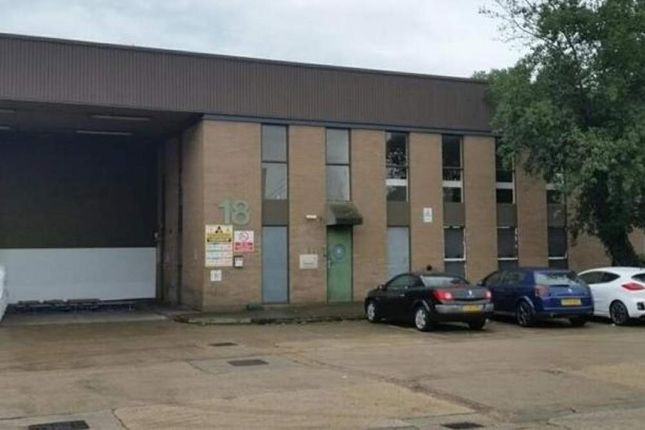 Thumbnail Warehouse to let in 18 Admiralty Park, Camberley, Surrey