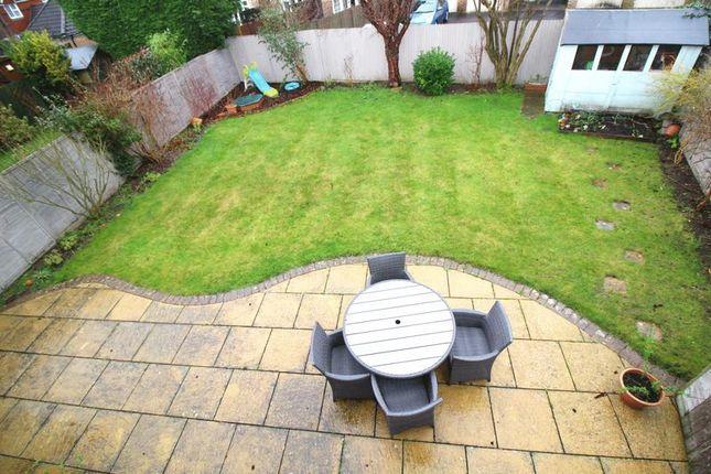 Garden of Graveney Road, Maidenbower, Crawley RH10