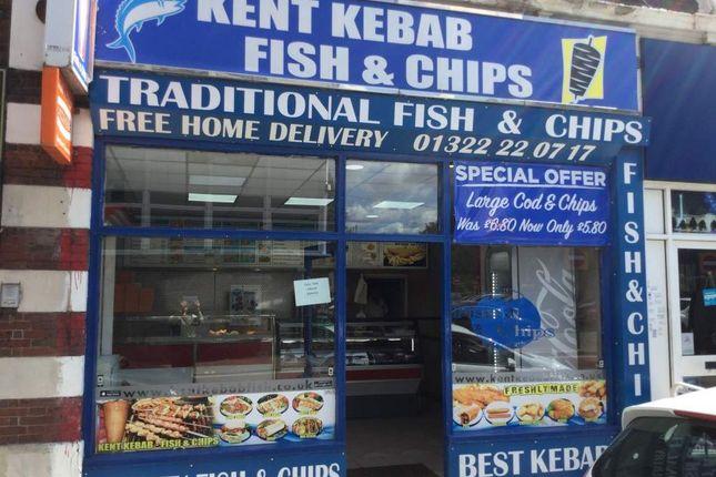 Thumbnail Retail premises for sale in Ripleys Market, Lowfield Street, Dartford
