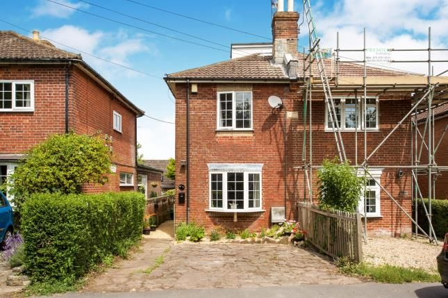 Thumbnail Semi-detached house for sale in West End, Southampton, Hampshire