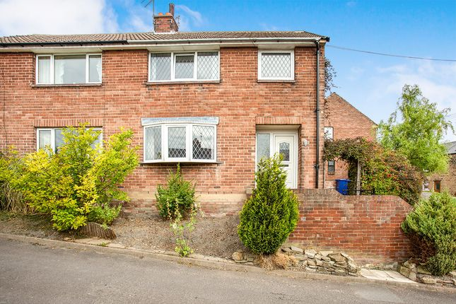 Thumbnail Semi-detached house to rent in Stainborough Road, Dodworth, Barnsley