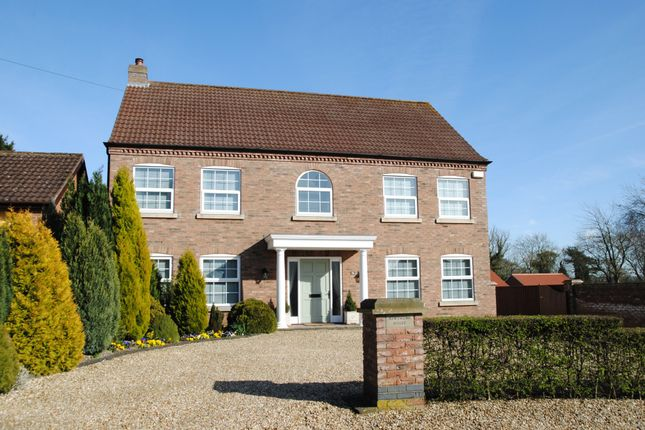 Thumbnail Detached house for sale in Front Street, Grasby, Barnetby