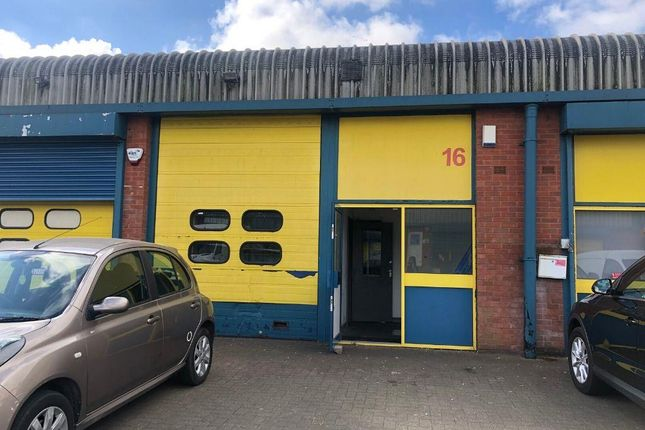 Thumbnail Light industrial to let in Unit 16 Walthamstow Business Centre, Clifford Road, Walthamstow, London