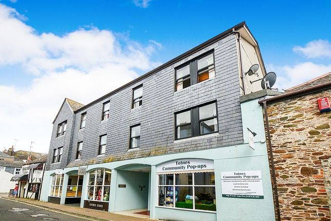 Thumbnail Flat for sale in Catherine House Ticklemore Street, Totnes