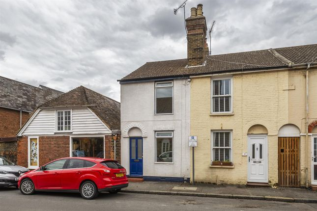 Thumbnail End terrace house to rent in St. Johns Road, Faversham