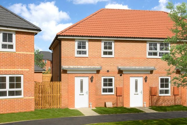 """Thumbnail End terrace house for sale in """"Denford"""" at St. Benedicts Way, Ryhope, Sunderland"""