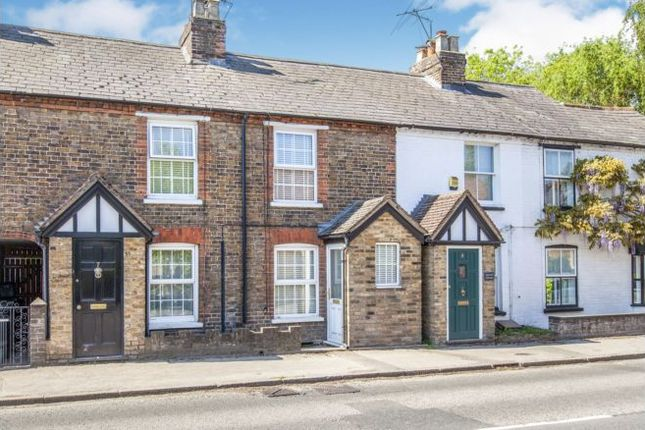 Thumbnail Terraced house for sale in Marlow Road, Bourne End