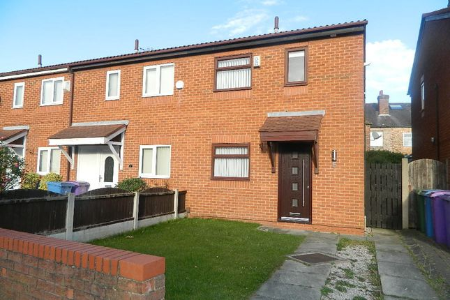Thumbnail End terrace house to rent in Warner Drive, Walton, Liverpool