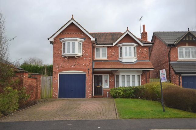 Thumbnail Property to rent in Kingsbury Drive, Wilmslow