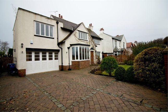 Thumbnail Detached house for sale in 10 West Drive, Thornton-Cleveleys, Lancashire