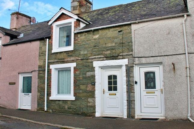 Thumbnail Terraced house for sale in 4 Captains Brae, Twynholm, Kirkcudbright