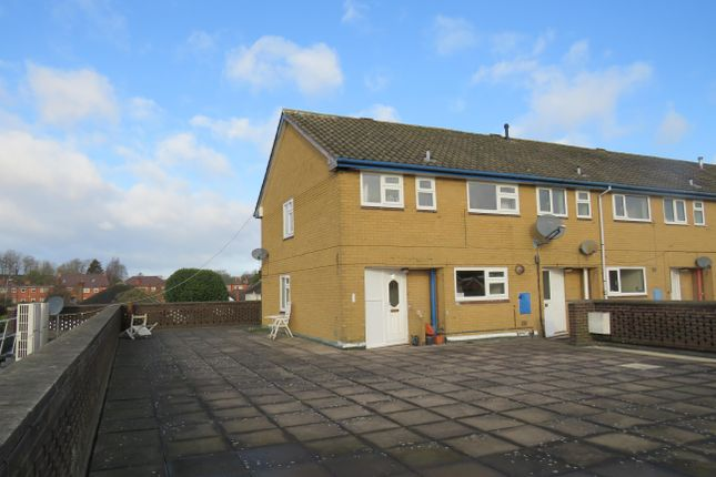 Thumbnail Duplex to rent in Eccleshall Road, Stone