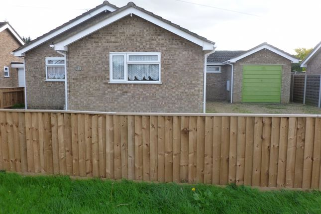 Thumbnail Bungalow to rent in Eastwood, Chatteris
