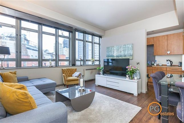 Thumbnail Property to rent in Lawrence House, City Road, London