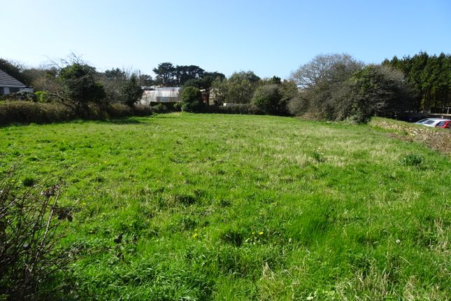 Thumbnail Land for sale in Wheal Rose, Scorrier, Redruth