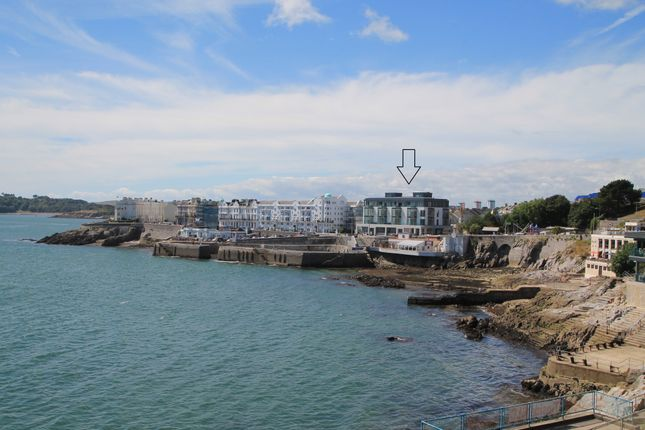 Thumbnail Flat for sale in Hoe Road, The Hoe, Plymouth