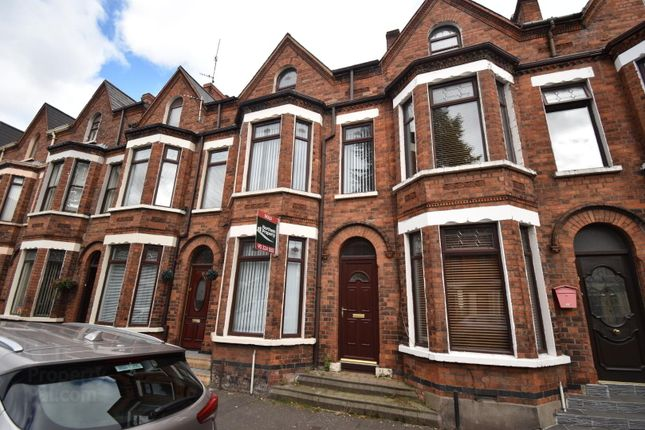 Thumbnail Town house to rent in 61 Springfield Road, Belfast