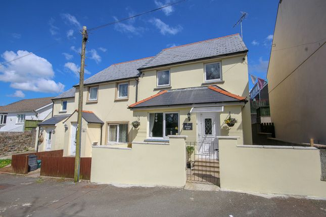 Thumbnail Semi-detached house for sale in Priory Hill, Milford Haven