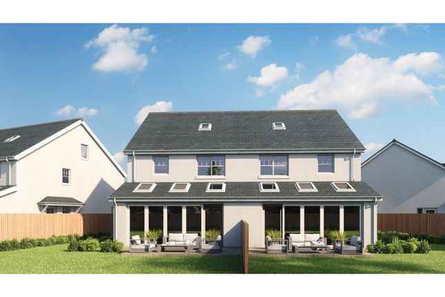 Thumbnail Semi-detached house for sale in Plot 13 Carpenters Fields Templeton, Narberth